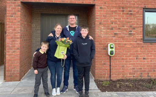 We welcome our first residents to The Woodlarks